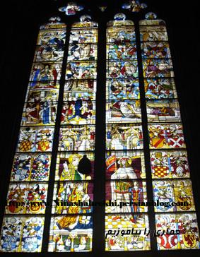 پنجره كليسا